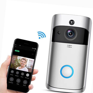 V5 Smart WiFi Video Doorbell with Chime - trendyful