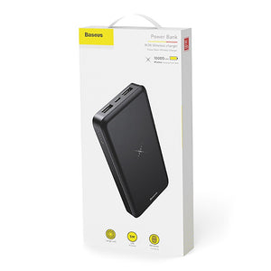 Premium Wireless Power Bank 10000mah, Power Bank - trendyful