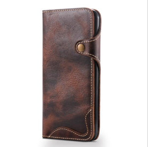 Genuine Leather iPhone Case, Phone Case - trendyful