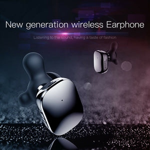 Baseus Premium Bluetooth Noise-Reducing Sports Headphones W02, Wireless Headphones - trendyful