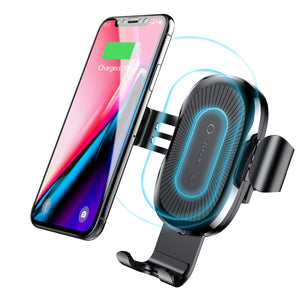 Premium Wireless Car Charger - trendyful