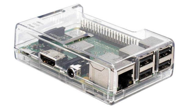 Case for Raspberry Pi 3 Model B+ (Transparent)