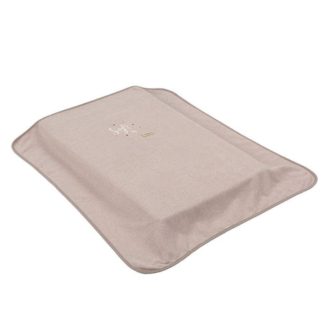 Cambrass Polar Blanket for Baby Small Newborn Breathable Blankets Nordic Soft Size 80X110 CM (Pink)