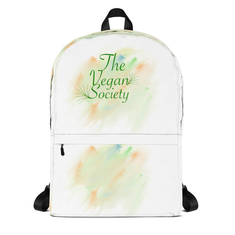 The Vegan Society Backpack
