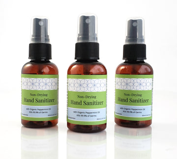 Hand Sanitizer Bundle - Prenatal Ease optimized nutrition
