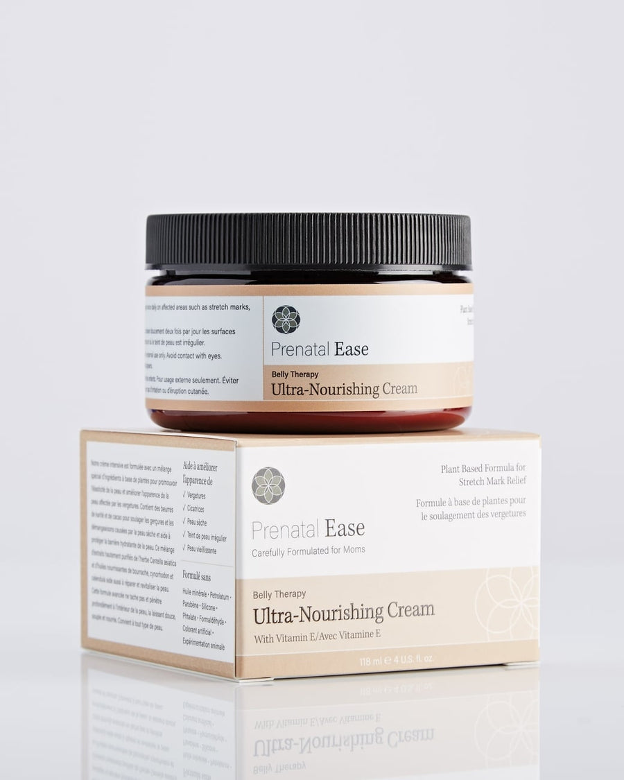 Ultra-Nourishing Cream - Prenatal Ease optimized nutrition