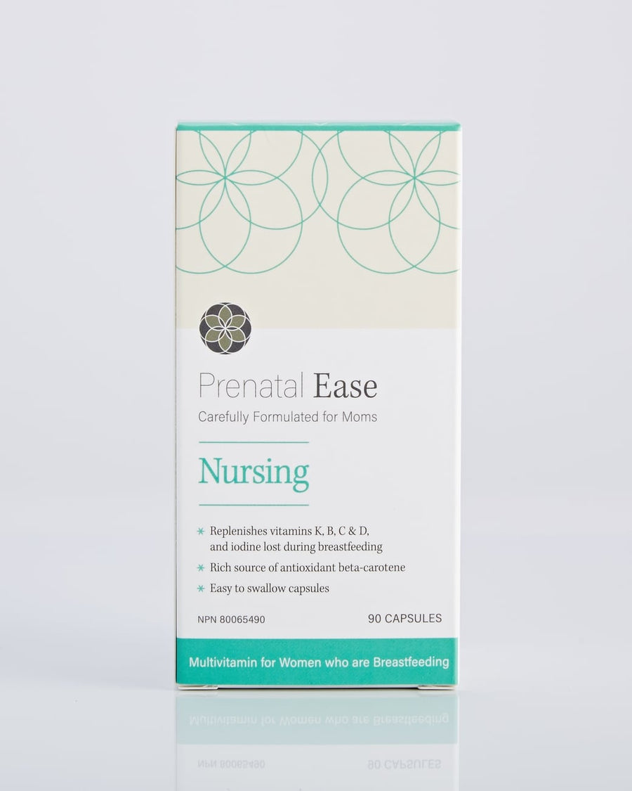 Nursing - Prenatal Ease optimized nutrition