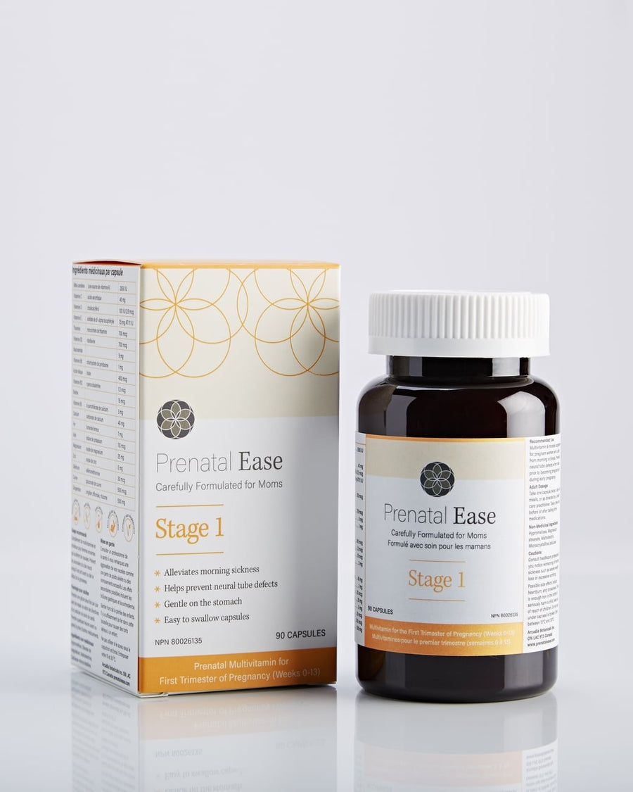 Pregnancy Ready Bundle - Prenatal Ease optimized nutrition