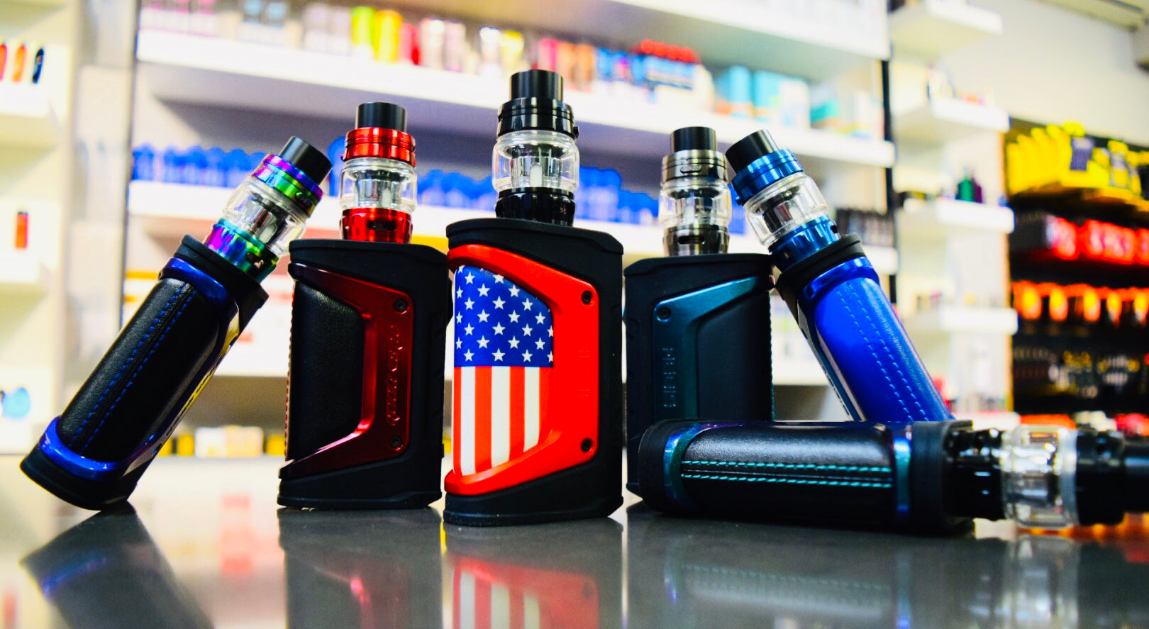 GEEK VAPE AEGIS LEGEND LIMITED EDITION