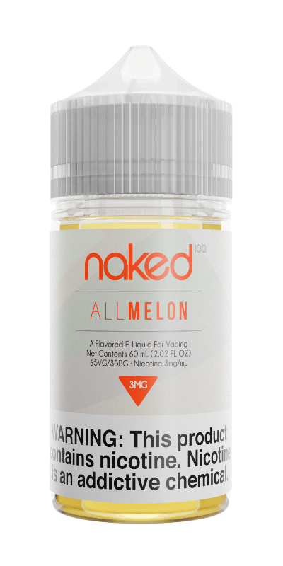 Naked 100 - 60ml - All Melon