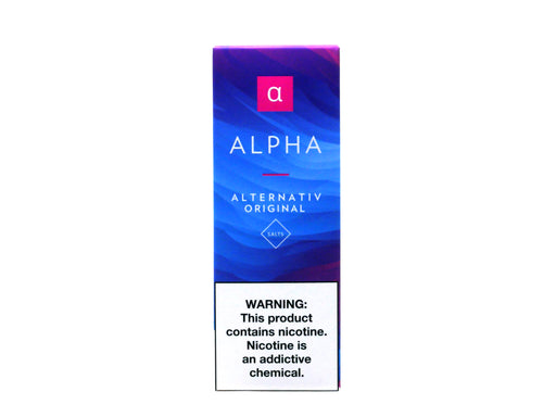 Alternativ - 100ml - Alpha