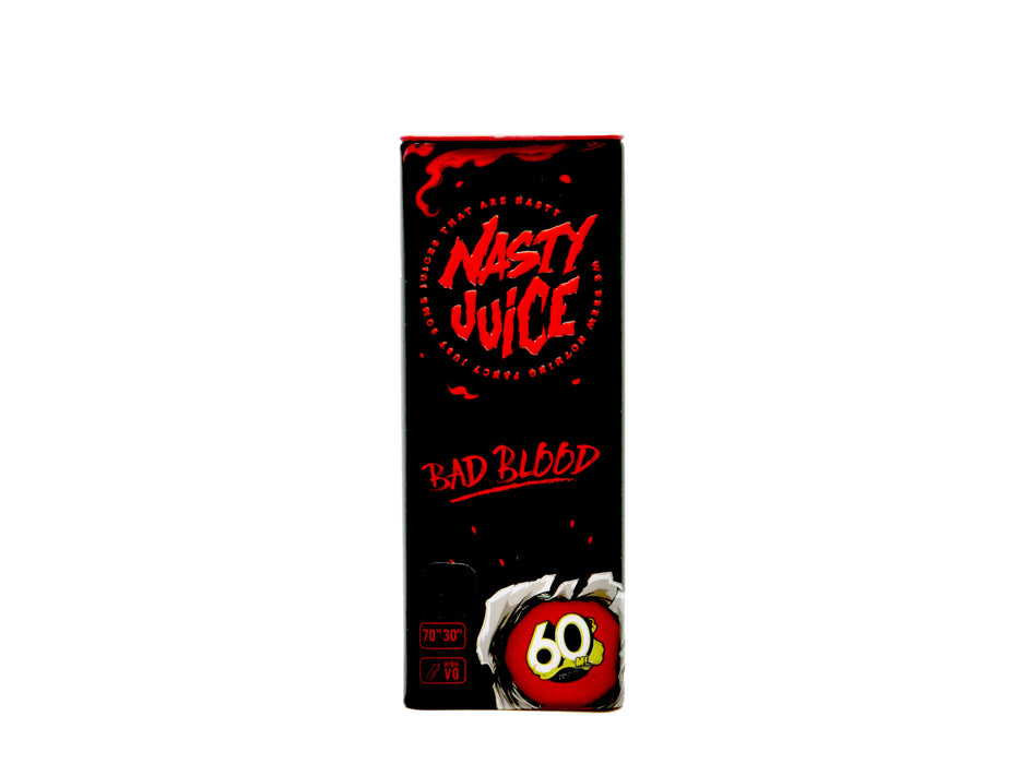 Nasty Fruity Series - 60ml - Bad Blood