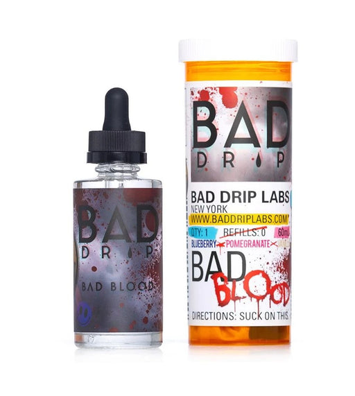 Bad Drip - 60ml - Bad Blood