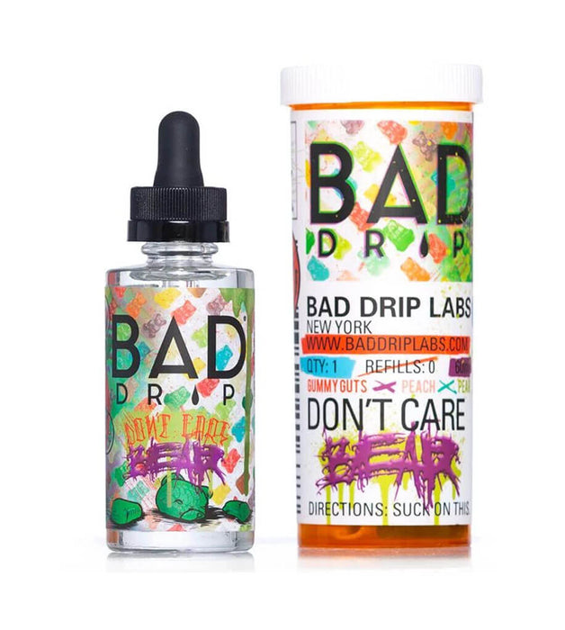 Bad Drip- 60ml - Don't Care Bear