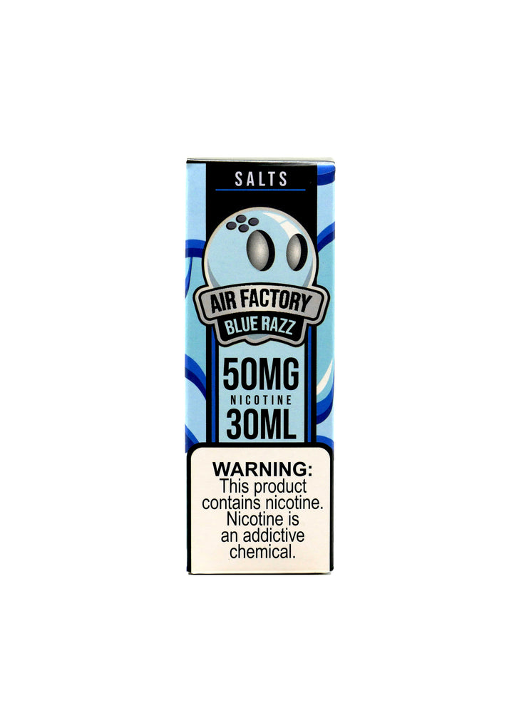Air Factory Salt - 30ml - Blue Razz