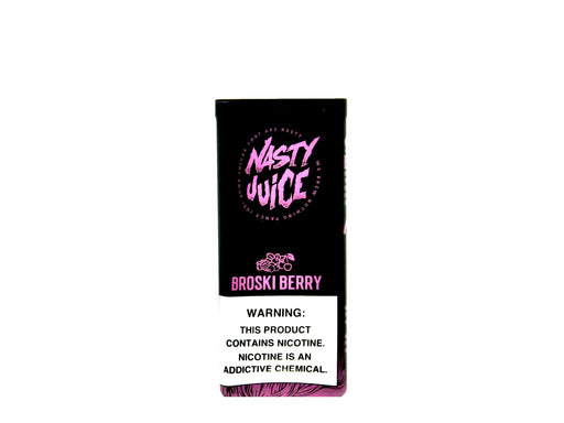 NASTY - 60ml - Broski Berry