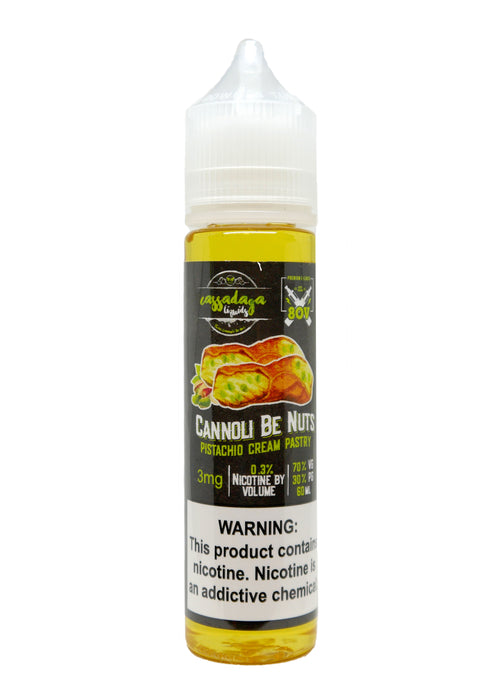 Cassadaga - 60ml - Cannoli be Nuts