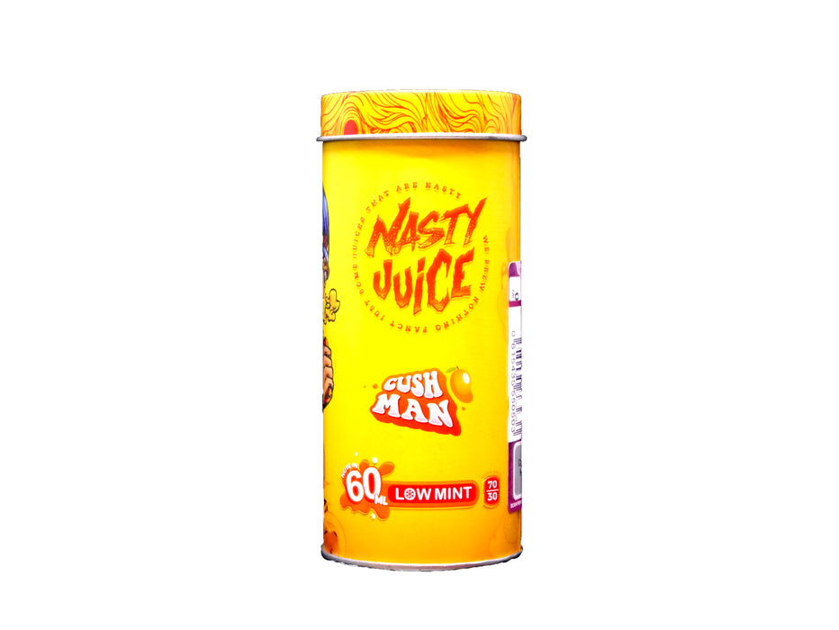 Nasty Yummy Fruity Series - 60ml - Cush Man