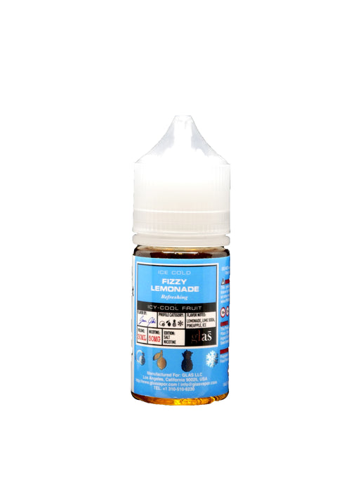 Glas Basix Salt - 30ml - Fizzy Lemonade
