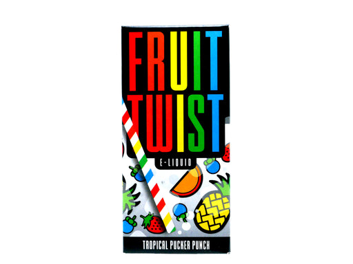 Fruit Twist - 120ml (2x60ml) - Tropical Pucker Punch