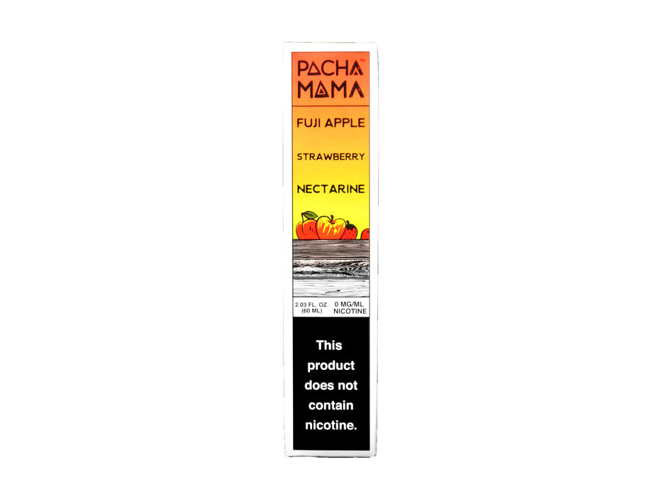 Pacha Mama - 60ml - Fuji Apple Strawberry Nectarine