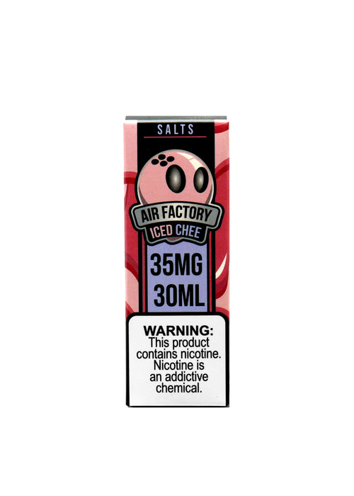 Air Factory Salt - 30ml - Iced Chee