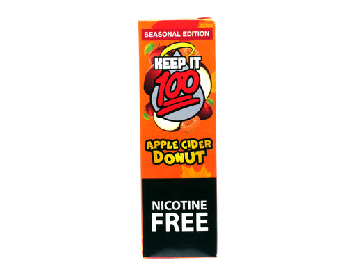 Keep It 100 - 100ml - Apple Cider (Limited Edition)