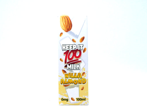 Keep It 100 - 100ml - Nilla Almond