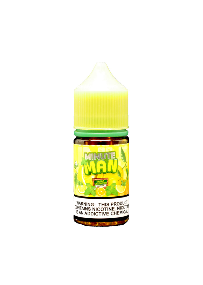 Minute Man Salt - 30ml - Lemon Mint