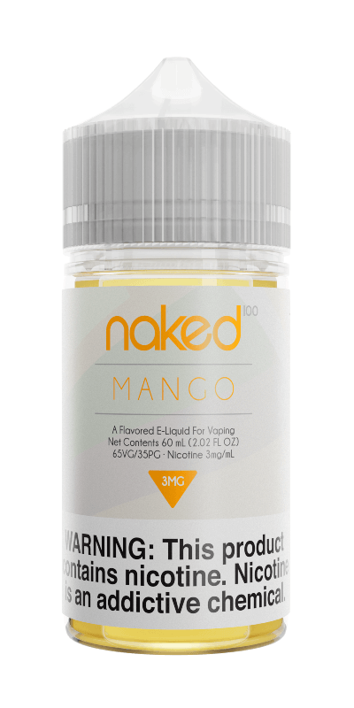 Naked 100 - 60ml - Mango