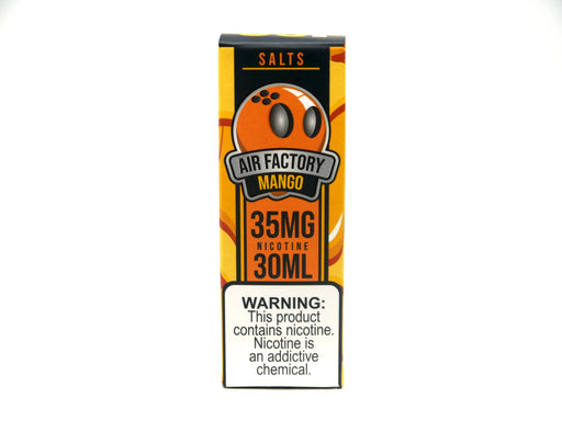 Air Factory Salts - 30ml - Mango
