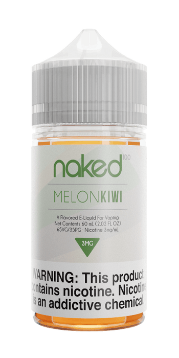 Naked 100 - 60ml - Melon Kiwi