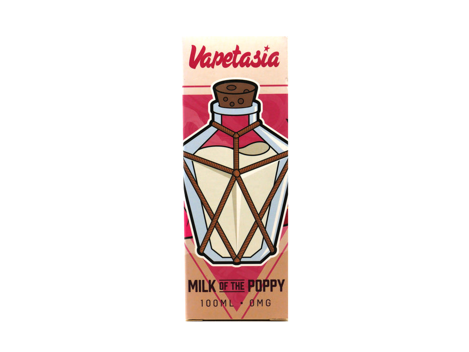 Vapetasia - 100ml - Milk Of The Poppy