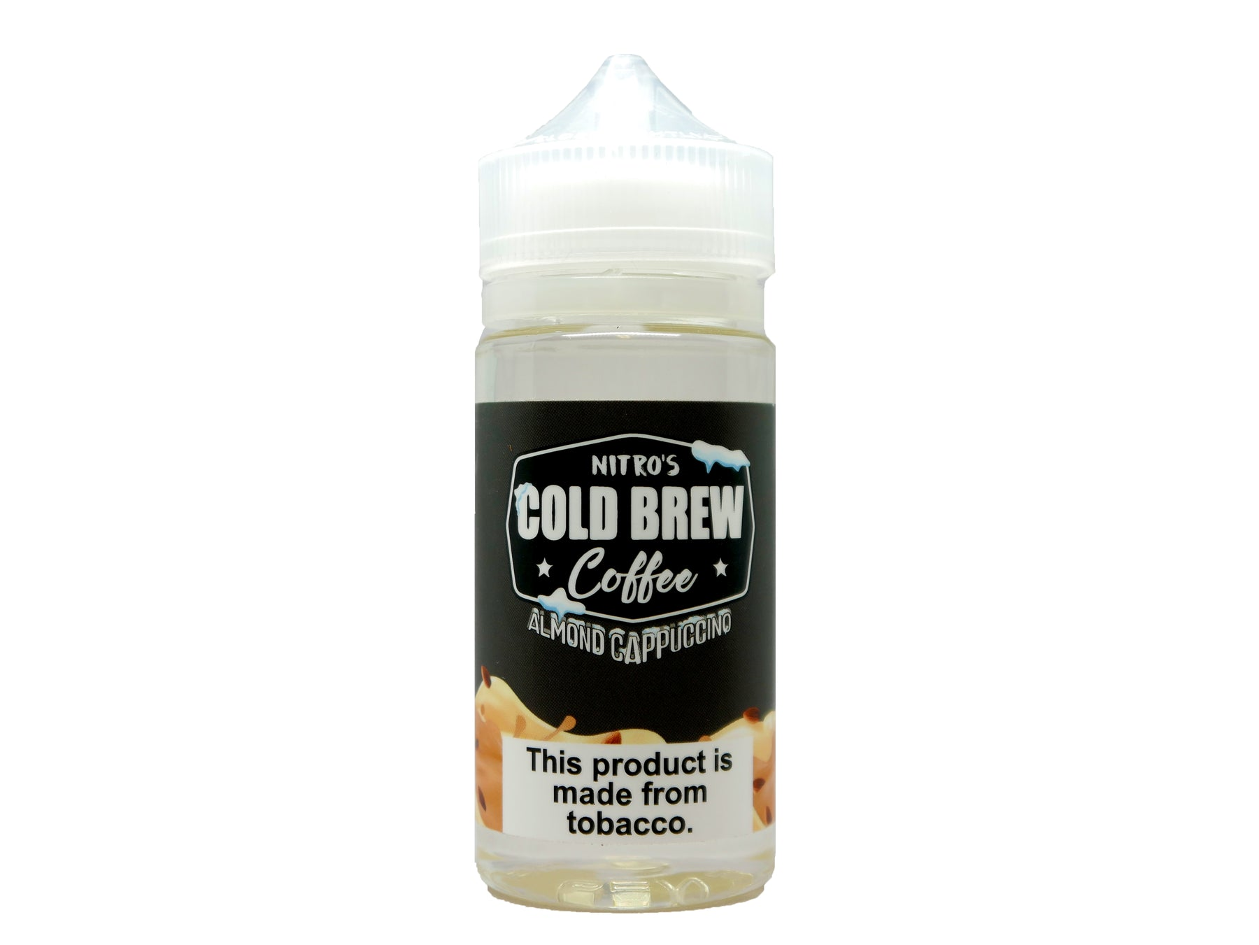 Nitro's Cold Brew Coffee - 100ml - Almond Cappuccino