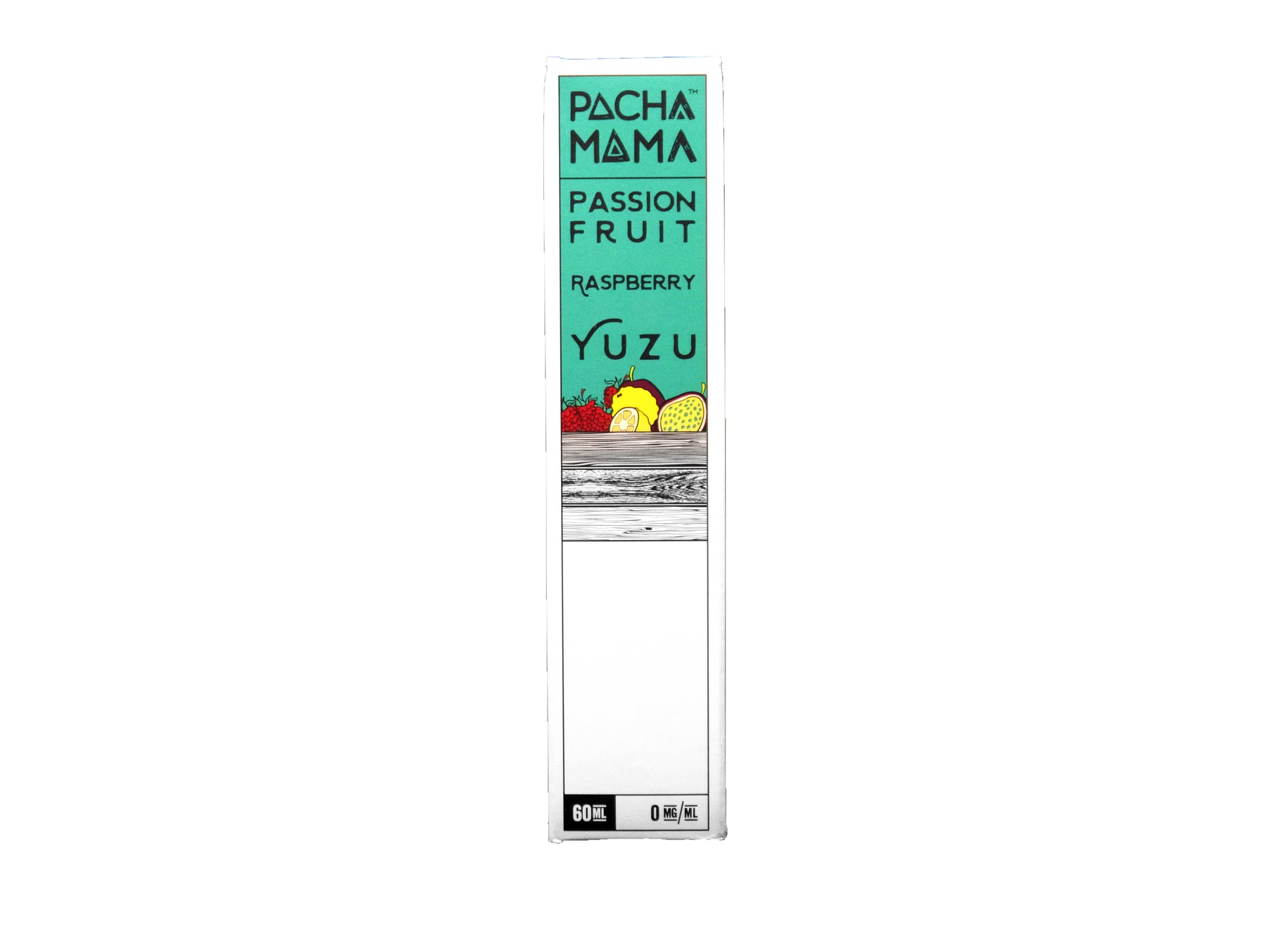Pacha Mama - 60ml - Passion Fruit Raspberry Yuzu