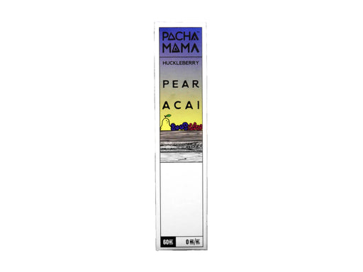 Pacha Mama - 60ml - Huckleberry Pear Acai