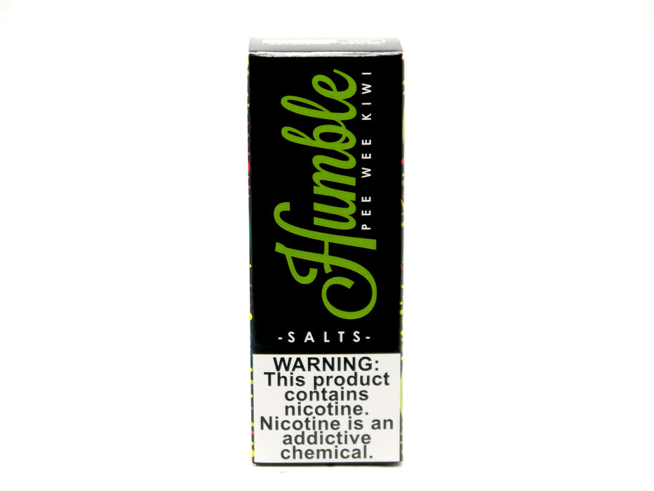 Humble Salts - 30ml - Pee Wii Kiwi