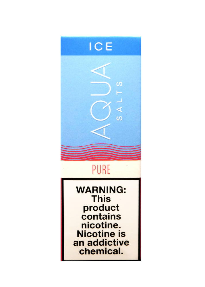 Aqua Salts - 30ml - Pure Ice