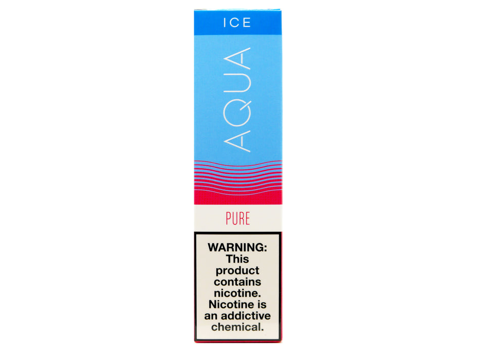 Aqua - 60ml - Pure Ice