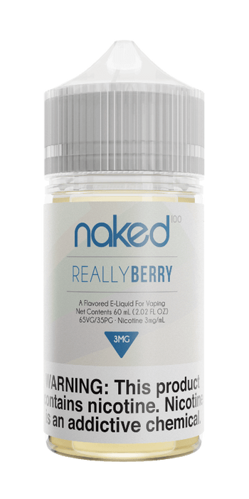 Naked 100 - 60ml - Really Berry
