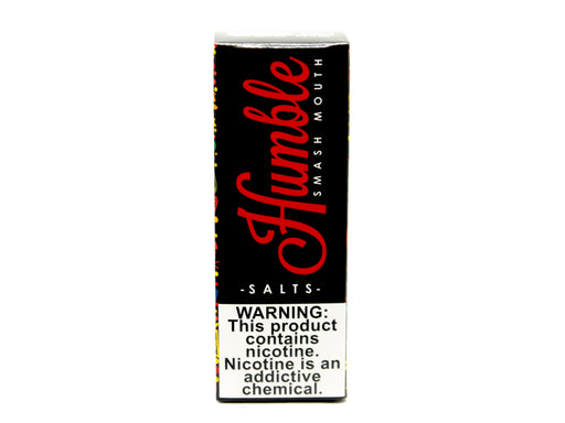 Humble Salts - 30ml - Smash Mouth