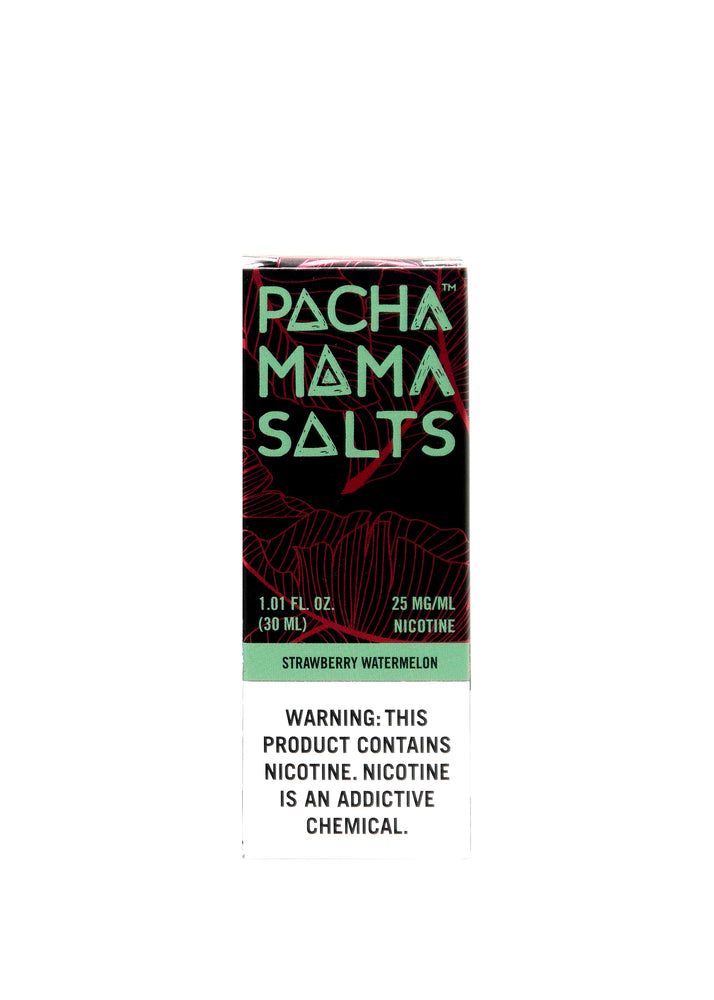 PACHA MAMA SALT - 30ml - Strawberry Watermelon
