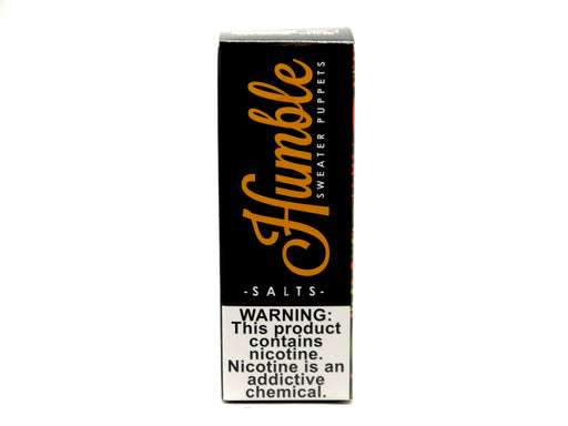 Humble Salts - 30ml - Sweater Puppets