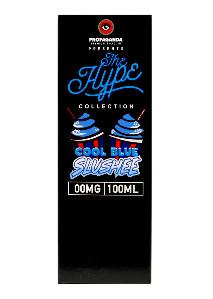 The HYPE - 100ML- Cool Blue Slushie