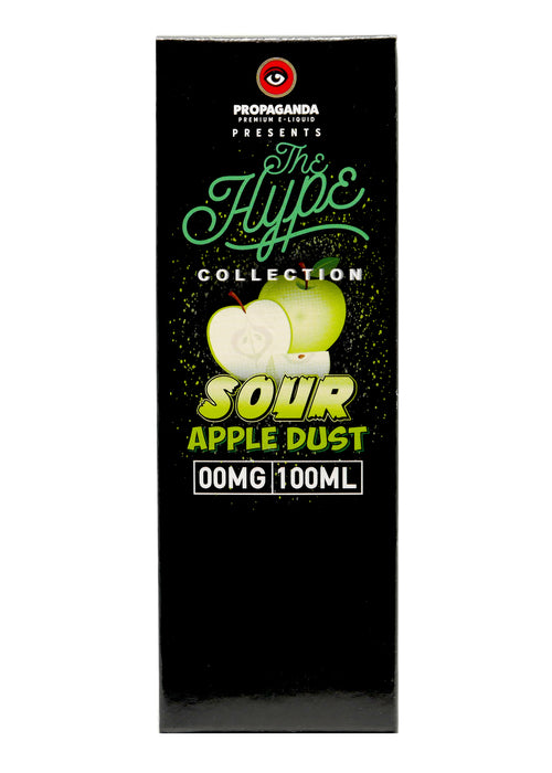 The HYPE - 100ml - Sour Apple