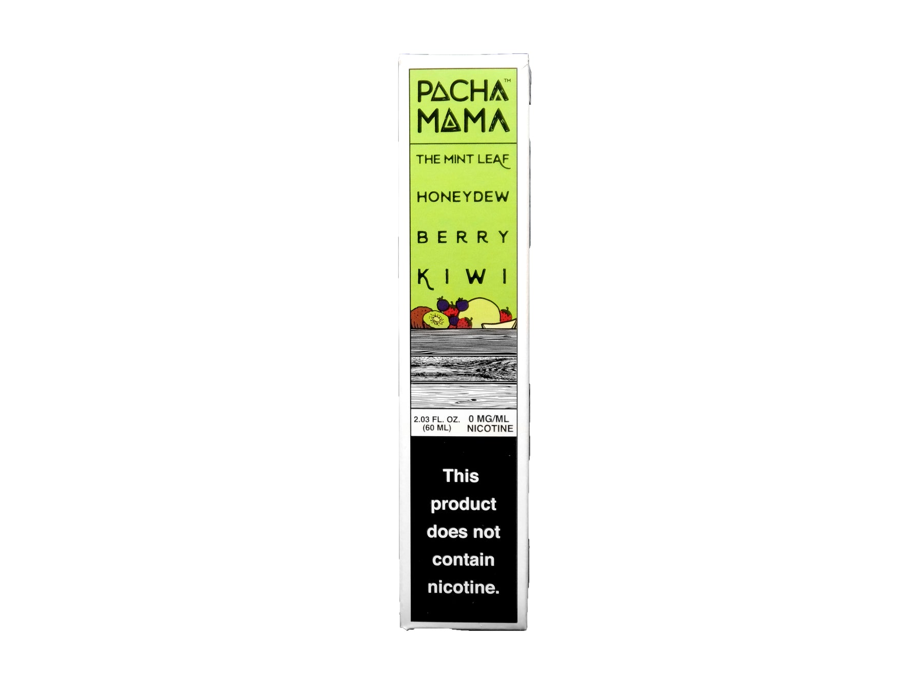 Pacha Mama - 60ml - The Mint Leaf