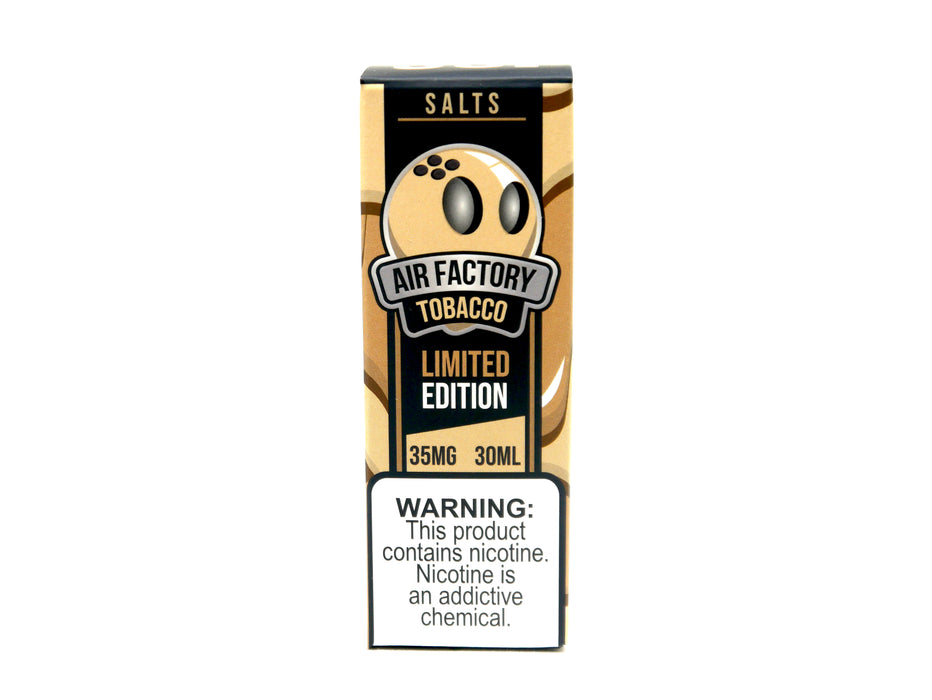 Air Factory Salts - 30ml - Tobacco