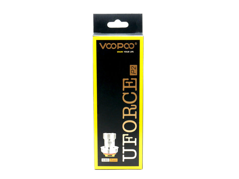 VooPoo Uforce Coils 5 - Pack