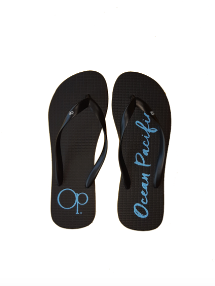 Chinelo OP Signature Azul