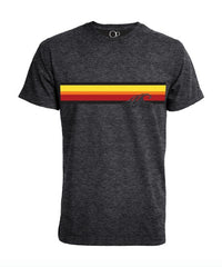 Camiseta OP Color Wave Mescla Preto